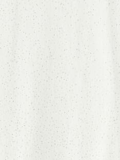 Off white T-SHIRT VRALETTE / 20H2PFZ1TML001