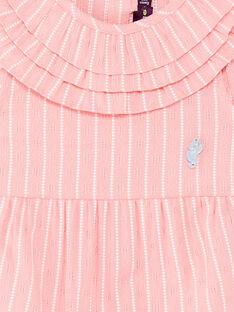 Tuta rosa neonata ZAPRUNE / 21E1BFT1CBLD305