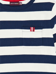T-shirt bambino ZAXOUAGE1 / 21E3PGK7TML001