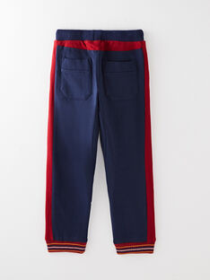 Navy PANTS VAPANTAGE / 20H3PG63PAN070