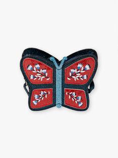 Cartella farfalla brillante ZOPILLETTE / 21E4PFB1BES216