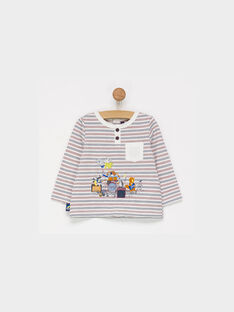 Off white T-shirt PAFELIX / 18H1BGD1TML001