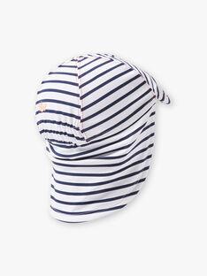 Cappello navy neonato ZIRENE / 21E4BGR1CHAC214
