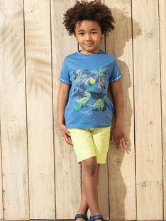 Bermuda verdi bambino TUXOAGE / 20E3PGX2BERG628