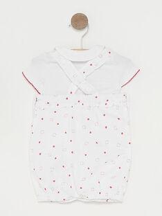 Completo body e salopette neonata TUVANDA / 20E0CFR1ENS000