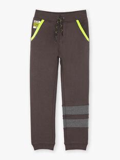 Pantaloni sportivi grigi ZEJOGAGE1 / 21E3PGK4JGB942