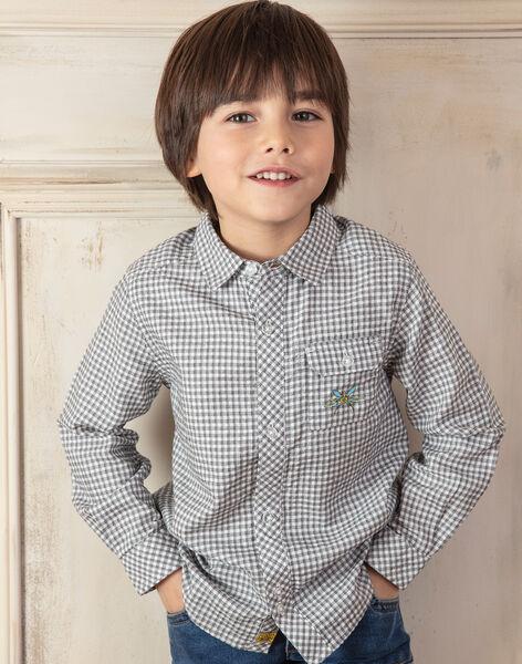 Camicia bambino ZAZAGE / 21E3PG91CHM001