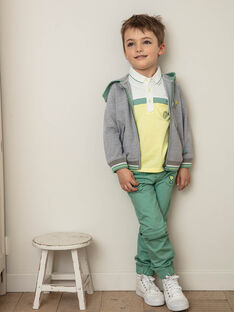 Pantaloni convertibili verdi ZEILAGE / 21E3PGO1PAN631