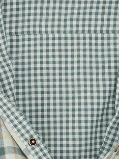 Camicia bambino ZACLAGE / 21E3PG71CHMG619