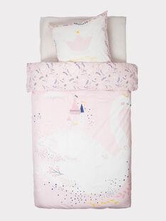 Lenzuolo/parure da letto rosa ROCYGNETC / 19EZENX3PLC030