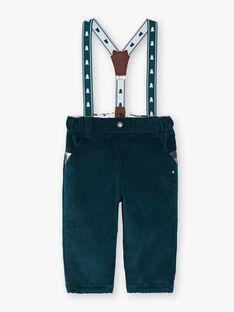 Green PANTS VAWALDO / 20H1BGZ1PANG614
