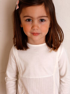 T-shirt maniche lunghe bambina ZETETTE 2 / 21E2PFB1TML632