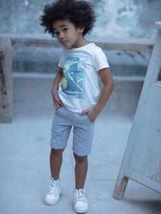 Bermuda grigi bambino ZEMAGE / 21E3PGO2BERJ904